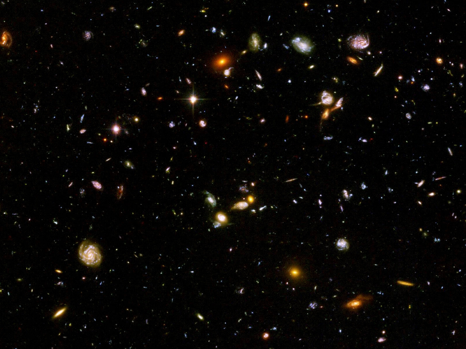 Hubble Ultra Deep Field Wallpaper | 2015 Best Auto Reviews
