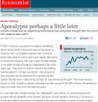 Economist doubts global warming