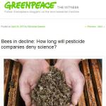 More than Honey - a Greenpeace driven campaign
