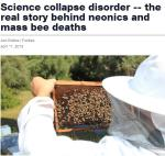More than Honey - Science collapses in front of emotional Green-Media-Political Power scares