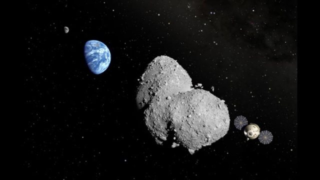 Reaching out for the stars - Asteroid manned mission set for 2020s