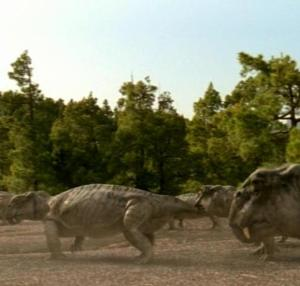 Late Permian Lystrosaurus dominates life on Earth changing continent size biomes with its success