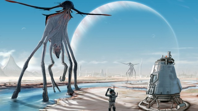Alien Life Forms maybe just 12 light years away