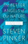 Elvish Peacefulness ahead - Steven Pinker book