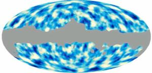 Planck Universe All Matter Lensing Map