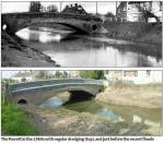 UK Floods - river dredging stopped by UK Environment Agency in 2005