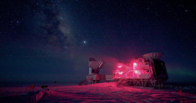 BICEP 2 telescope