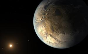 Kepler 186f - the latest coming-closer-to-Earth-like planets discovered