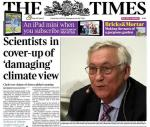 Swedish climatologist Bengtsson attacked for holding a different viewpoint.