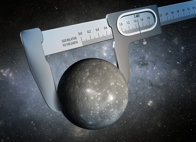 Kepler-93b measured with real scientific accuracy