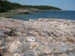 Pink Pegmatitie decimeter-size crystals, Nothamn, north of Stockholm