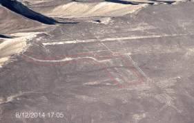 Greenpeace's new Nazca Lines - Dec 2014 to Dec 4014