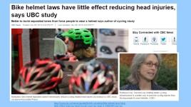 Bike Helmet Laws misguided