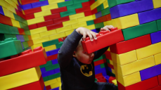 Lego banned for boys in the ideology of gender equality