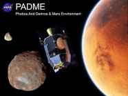 PADME Mars Satellite