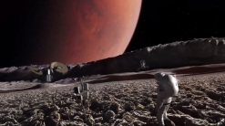 Phobos Base Camp