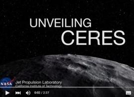 Ceres Unvieled - NASA JPL video