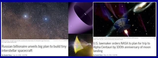 Interstellar Travel x 2