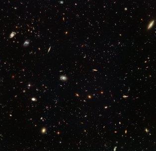 MACS Galaxy Cluster in Leo
