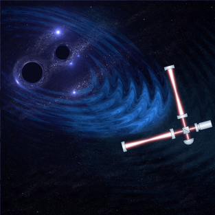 Black Holes Colliding with LIGO